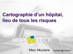 Cartographie d'un hôpital, lieu de tous les risques