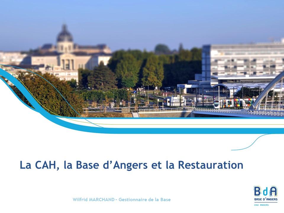 Base d'Angers